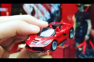 Ferrari LaFerrari Spider: sulla rete spunta un modellino del possibile aspetto