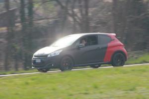 [SPECIALE PEUGEOT 208] L'essenza della piccola bomba: Peugeot 208 GTi BY Peugeot Sport