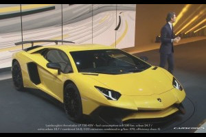 Lamborghini Aventador LP 750-4SV: prime FOTO UFFICIALI della SuperVeloce a Ginevra