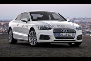 Nuova Audi A5 Coupé, fissata la data dell'anteprima: 2 giugno 2016