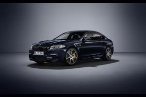 BMW M5 Competition Edition: la versione high performance da 600 CV [FOTO]