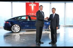 Tesla, c'è l'intesa con Panasonic per lo sviluppo delle batterie della Model 3