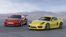Porsche 911 GT3 RS e Cayman GT4: osservare Goodwood da due prospettive dinamiche [VIDEO]