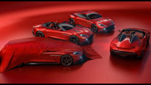 Aston Martin: le inedite Speedster e Shooting Brake saranno presentate a Pebble Beach