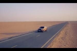 Jaguar F-PACE: le immagini che documentano gli impegnativi test [VIDEO]