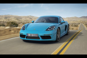 Porsche 718 Cayman: un design dalle linee fluide [VIDEO]