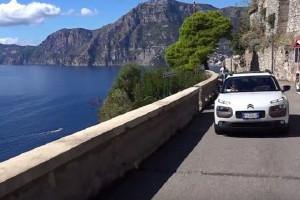 Citroën C4 Cactus, lo spirito anticonvenzionale ci guida verso Positano [VIDEO]