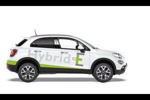 Hybrid E: una Fiat 500x 4×4 ibrida firmata dall'altoatesina BerMarTEC®