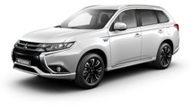 Mitsubishi Outlander PHEV MY 2016: anticipata la versione europea