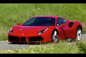 Ferrari 488 GTB: su pista o su strada senza confini [VIDEO]