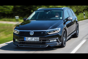 La Volkswagen Passat riceve le cure del tuner tedesco ABT