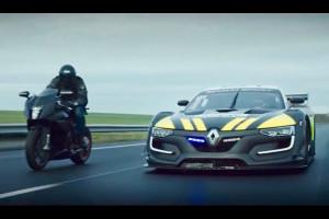 Renault Sport R.S. 01 INTERCEPTOR: una velocista all'inseguimento di chi viola i limiti [VIDEO]