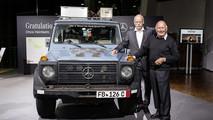 Mercedes Classe G 35esimo anniversario