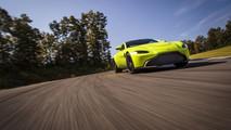 Aston Martin Vantage Novembre 2017