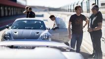 Porsche 911 GT2 RS - Test drive