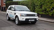 Land Rover range_e plug-in hybrid