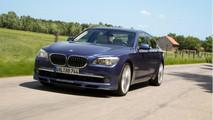 BMW Alpina B7 Sedan 2011