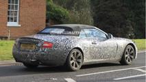 Jaguar XK Convertibile 2013 - Foto spia 21-01-2011