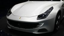 Ferrari FF Salone di Ginevra 2011