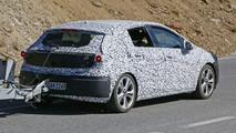 Opel Astra 2015 - Foto spia 20-10-2014