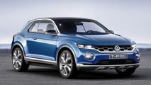 Volkswagen Golf T-ROC