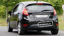 Ford Fiesta foto spia giugno 2011