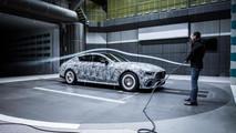 Mercedes-AMG GT4 - Nuovi Teaser