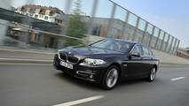Nuova BMW Serie 5 (518d e 520d)