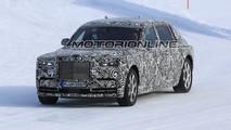 Rolls Royce Phantom foto spia 16 marzo 2017