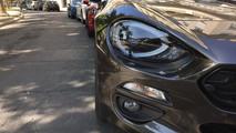 Fiat 124 Spider - evento 2017 in Francia