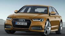 Nuova Audi A4 - rendering RM Design