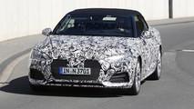 Audi S5 Cabrio MY 2017 - Foto spia 29-04-2016