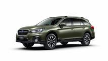 Subaru Impreza, Xv e Outback Salone di Tokyo