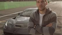 Ferrari F12 Berlinetta Stallone - Lukas Podolski
