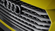 Audi TT offroad concept - 2015