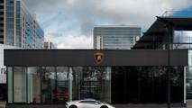 Lamborghini Showroom San Pietroburgo