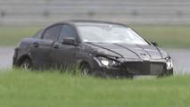 Mercedes BLS foto spia