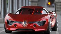 Renault DeZir, la costruzione