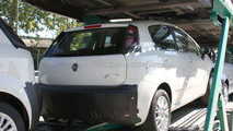 Foto spia Fiat Grande Punto facelift