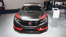 Honda CIvic TypeR Costum Racing Study - Salone di Francoforte 2017