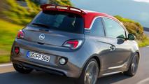 Opel Adam S - Foto ufficiali