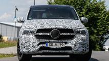 Mercedes GLE 63 AMG MY 2019 - Foto spia 20-07-2017