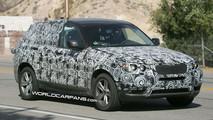 BMW X3 nella Death Valley