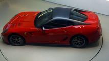 Ferrari 599 GTO senza camuffamento