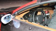Ferrari 612 Shooting Brake - Foto spia 19-01-2011