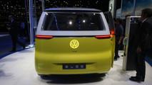 Volkswagen ID-BUZZ - Salone di Ginevra 2017
