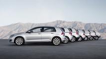 Volkswagen Golf 40 anni