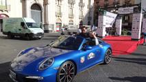 Raid dell\'Etna - Porsche Tribute 2014