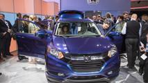 Honda HR-V Los Angeles Auto Show