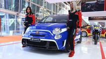 Le ragazze del Motor Show 2016